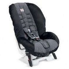 "Britax Marathon Convertible Car Seat (2009) - Onyx. SAVE 20% with promo code ""CARSEAT20""!"