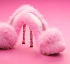 Cute Pink Shoes