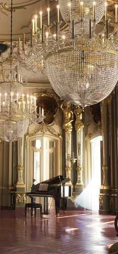 """""""The Heiress"""" """"The Heiress"""" Some Enchanted Evening, Luxury Lifestyle Fashion, Hanging Crystals, Fancy Houses, Luxe Life, French Countryside, French Chic, Beautiful Homes, Ceiling Lights"""