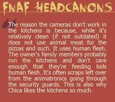Image result for fnaf headcanons