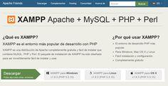 ONE: Tips y Trucos: Crear un servidor local para tus desarrollos en PHP con XAMPP
