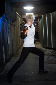 REIKA(reika2011) Genos Cosplay Photo - Cure WorldCosplay