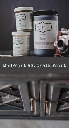 Were getting lots of questions about how Mudpaint compares to Annie Sloan's Chalk Paint! I'll go over the main differences here. As the creators of Painted Furniture Ideas, we have a lot of experi...