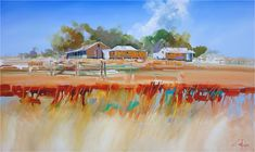 Landscapes - A selectionof paintings by artist Craig Penny Artsy Fartsy, Landscapes, Paintings, Artists, Art, Paisajes, Scenery, Painting Art, Artist