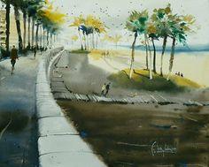 Miguel Linares Ríos — испанский художник-акварелист. Родился в 1969 году в городе Малага (Испания, Андалусия). Член Ассоциации Художников Малаги (APLAMA/La Asociación de Artistas Plásticos de Málaga), а также Общества изящных искусств Малаги (Círculo de Bellas Artes de Málaga). Участник художественной группы VIVELARTE. Лауреат нескольких десятков испанских и международных конкурсов и премий в области изобразительного искусства. Участник многочисленных художественных ярмарок и выставок…