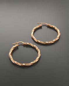 Σκουλαρίκια κρίκοι Ασημένια Bangles, Bracelets, Cute Jewelry, Piercing, Hoop Earrings, Gold, Traditional, Jewellery, Accessories