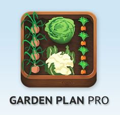 Garden planner app for the iPad. I'm having a lot of fun using it to plan this years garden.