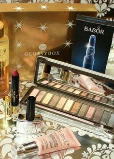 Kaufe meinen Artikel bei #Kleiderkreisel http://www.kleiderkreisel.de/kosmetik/kosmetik/141090809-golden-christmas-box-von-glossybox