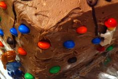 Rock Climbing Cake.... so cute and simple!