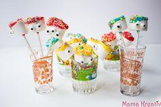 Monster Geburtstag: Spiele, Deko und Rezepte für Kinder Monster Kuchen Muffins rezept