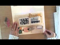 layout process video tutorial - Marcy Penner @studio_calico