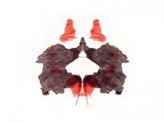 Test projectif : Test Rorschach - Test des taches d'encre