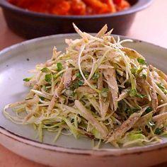 マヨネーズ+すりごまで美味しい、ごぼうサラダのつくり方  |  あさこ食堂