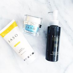 Korean skincare is all the rage. I test out 3 products from @go_iaso in today's new Tester Tuesday Video. Give it a watch. Discount code available in video if you are interested in trying anything from the line yourself ❤️