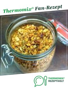 like from a star chef - Muesli like from the star chef from kochkunst. A Thermomix ® recipe from the Basic Recipes categor -Muesli like from a star chef - Muesli like from the star chef from kochkunst. A Thermomix ® recipe from the Basic Recipes categor - Vegetable Soup Healthy, Vegetable Drinks, Healthy Soup, Muesli, Chefs, A Food, Food And Drink, Chef Food, Breakfast