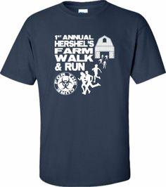 First Annual Hershel's Farm Walk & Run For The Cure