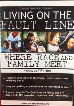Living on The Fault Line DVD Where Race and Family Meet Transracial | eBay
