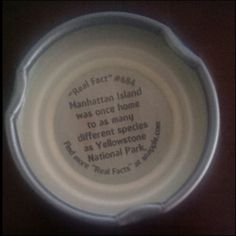 snapple real fact 684