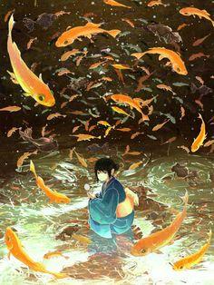 #animeIllustrations