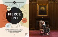 The Fierce List 2015 - Jamie Prokell