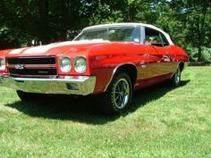 1970 Chevy Chevelle LS5 for sale (NY) - $53,900 Call Mike @ 845-742-4638