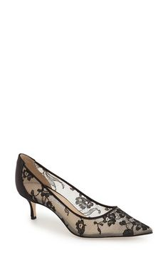 MANOLO BLAHNIK 'Bb' Pump (Women). #manoloblahnik #shoes #pumps