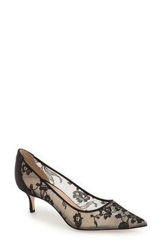MANOLO BLAHNIK 'Bb' Pump (Women). #manoloblahnik #shoes #pumps
