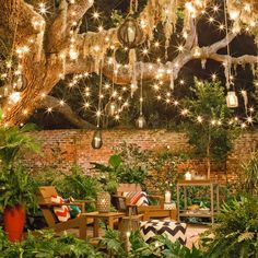 (Target) A DIY starry sky makes for a magical outdoor escape that'll take you from summer to fall and beyond. Create this illuminating oasis. http://tgt.biz/5s4j