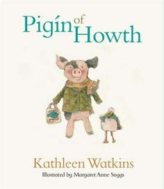 Pigín of Howth by KA