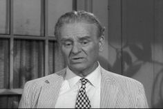 Wallace Ford as Roger Hanover (one of Aunt Bee's beaus)