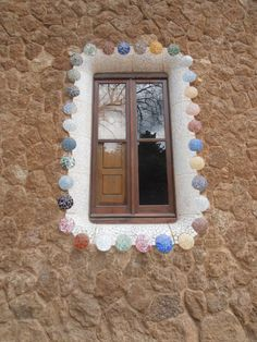 Window - Parc Güell Windows, Spaces, Mirror, Frame, Home Decor, Picture Frame, Decoration Home, Room Decor, Mirrors
