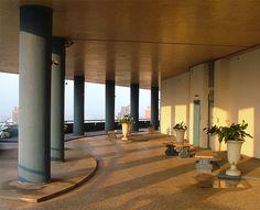 Edifício Viadutos    Terraço (26º andar) do Edifício Viadutos