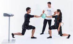 En nuestro país ya es posible visualizar en gimnasios la nueva tecnología EMS que a través de electro estimulación ayuda al cuerpo.