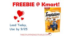 HOT FREEBIE! Get FREE Whiskas Temptations Mix-Ups at Kmart! Load the coupon now!  Click the link below to get all of the details ► http://www.thecouponingcouple.com/free-whiskas-temptations-at-kmart/ #Coupons #Couponing #CouponCommunity  Visit us at http://www.thecouponingcouple.com for more great posts!