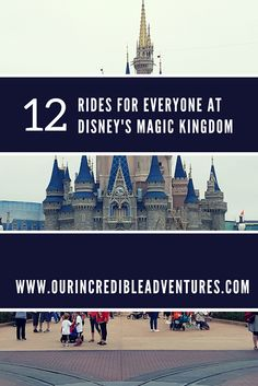 Our Incredible Adventures: Best Magic Kingdom Rides for EVERYONE
