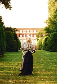 Aymeline Valade by Robert Nethery for Marie Claire France October 2014 | Fashion Photography | Editorial