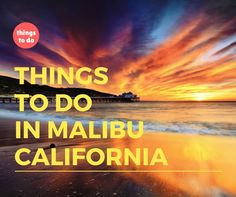 THINGS TO DO IN MALIBU – The southern side of California is magical. There lies Malibu. It is the perfect place for romance. Its luxurious installations make it spectacular and beautiful. No wonder why this is ... Read More