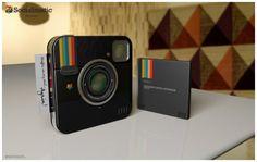 InstagramカメラがPolaroidブランド「Socialmatic LLC Camera」として発売になります。 [Coming soon]