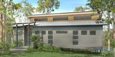 Australian Steel Frame Kit Homes and Granny Flats