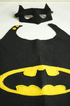 super hero cape and mask template
