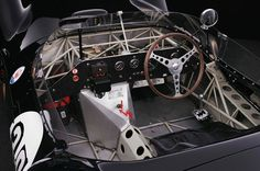 The Maserati Tipo 61 (commonly referred to as the Maserati Birdcage) is a sports racing car of the early 1960s. Description from wsupercars.com. I searched for this on bing.com/images