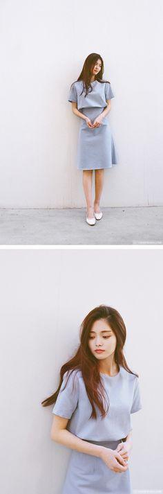 Fashion dresses korean simple New Ideas - - Fashion dresses korean simple . - - Fashion dresses korean simple New Ideas – – Fashion dresses korean simple New Ideas Source by Source by SavannaFashionShop Korea Fashion, Asian Fashion, Trendy Fashion, Girl Fashion, Womens Fashion, Fashion Trends, Fashion Ideas, Korean Fashion Work, Fashion Styles