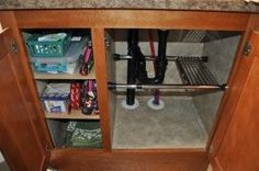 Easy modifications for creating useable space in your rv or camper | Woodall's Campgrounds, RV Blog and Family Camping Blog