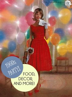 A 1960s party is the perfect theme for a birthday party or engagement shower! Here is inspiration for everything you will need including food, decor, and music. This past weekend I went to a 1960's themed party for a fund raising event and ladies, it was a blast! Because it was a large scale event, …