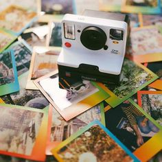It's back. Say hello to the new @polaroidoriginals OneStep 2, now available at UO with exclusive rainbow film. | #UOTech #UOMens