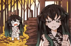 Anime Chibi, Kawaii Anime, Manga Anime, Anime Art, Anime Angel, Anime Demon, Slayer Meme, Demon Slayer, Another Misaki Mei
