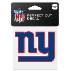 Perfect Cut Decal Giants – 460 Sports