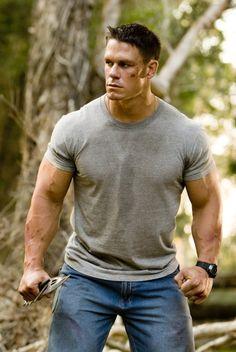 John Cena in the Marine. I love him with brown hair John Cena Pictures, Wwe Superstar John Cena, Wwe Wrestlers, Wwe Superstars, Street Workout, Poses, Fitness Inspiration, Movie Stars, Sexy Men