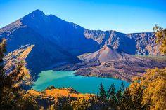 Rinjani vulkaan, Lombok