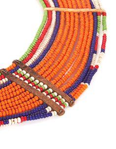 Kamba Gallery | Maasai Wedding Necklace